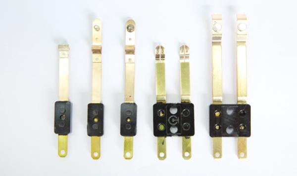 Various relay contact units