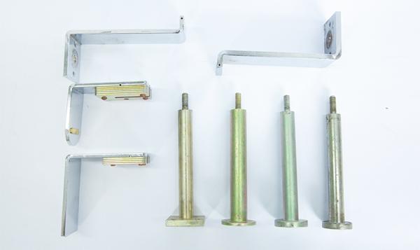 Armature group, Yoke iron, Iron core